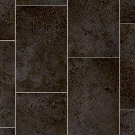 PVC Galerie599/2m 2,0mm must plaat ETP