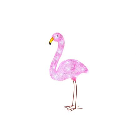 Flamingo 30LED 45cm IP44 318616 Jõuluvalgustus 6410413186163