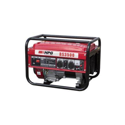 Bensiinimootoriga generaator HPG BS3500 220V HP903816847