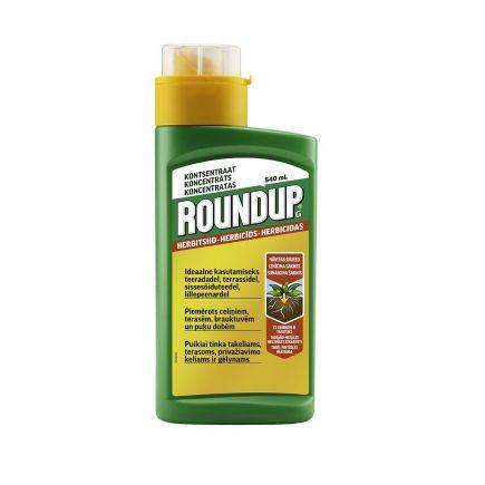 Roundup Garden umbrohu tõrjevahend 540ml 5411773130576