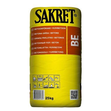 Betoon Sakret BE 25kg 4751006561830