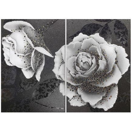 Monroe Rose dekoor 27,5x40 2tk