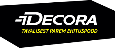 Decora | Tavalisest parem ehituspood! | Decora E-poest leiad tavalisest parema valiku soodsat ehitus, -viimistlus, -aia, ja -kodukaupa.